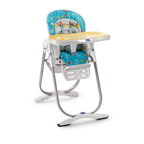 Chicco Polly Magic Mama Sandalyesi Baby Sketching