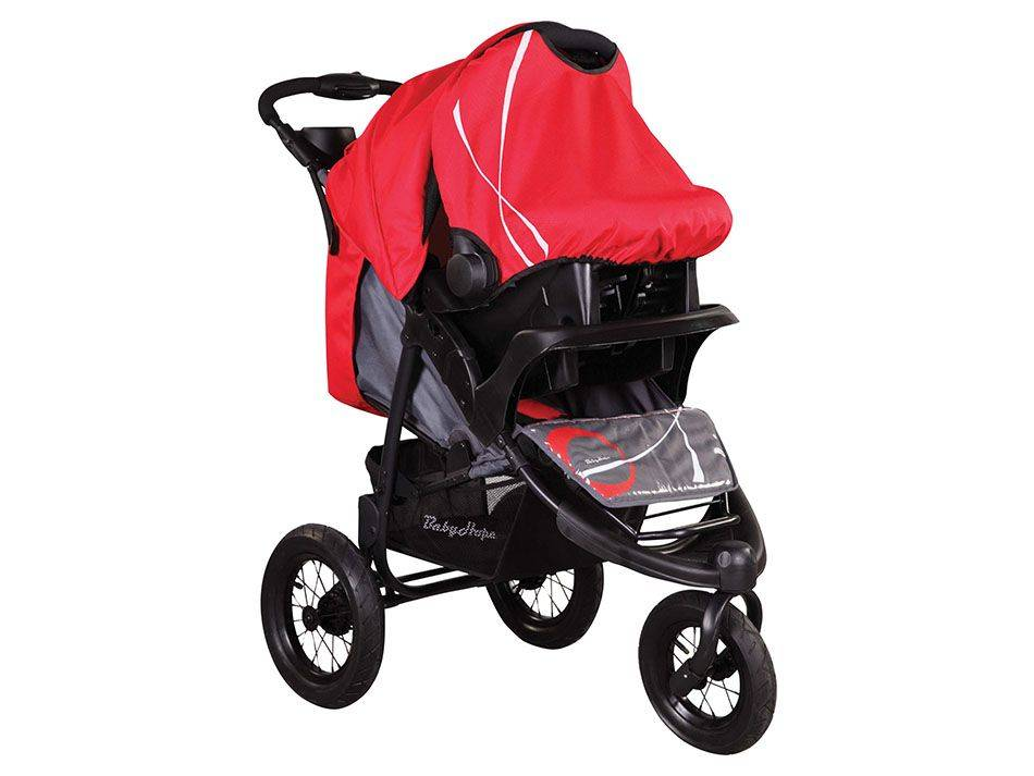 606A GALAXY JOGGER TRAVEL BEBEK ARABASI